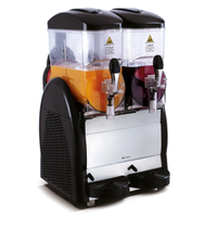 Hendi Slush machine polycarbonaat | 12 + 12 liter | 740W | 520x510x810(h)mm