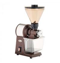 SANTOS Koffiemolen RVS  N.1   510W   met kunststof opvangbak   250x320x550(h)mm