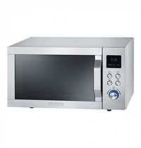 SEVERIN Magnetron 0900W/25L | 2,4kW | Oven functie zowel afzonderlijk als gecombineerd te gebruiken | 230V |  485x415x280(h)mm