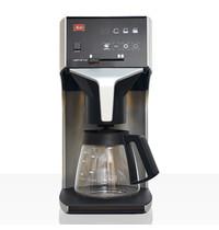 Melitta Koffiezetapparaat met 1 glas kan 1,8L | 230V | 125 kopjes/h | 230x420x470(h)mm