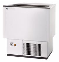 Coreco Koelkist met Werkblad   Wit   110L   +2°C/+8°C (Statisch + Ventilator)   1 Schuifdeksel (Dicht)   705x540x835(h)mm
