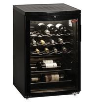 Diamond Wijn koelvitrine 100L | 22 flessen 0,75cl | Statisch | 503x567x775(h)mm