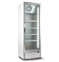 Husky Koelkast   410L   Wit/Grijs   0°C/+10°C   Geventileerd   5 Schappen   650x719x1985(h)mm