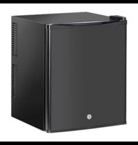 TopCold Minibar | 40L | Zwart | +6°C/+12°C | Statisch | 2 Schappen | 430x424x515(h)mm
