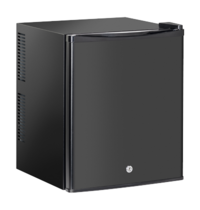 TopCold Minibar | 49L | Zwart | +6°C/+12°C | Statisch | 2 Schappen | 430x494x515(h)mm