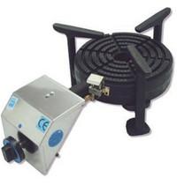 Diamond Gasbrander tafelmodel paella | Ø 250 | 10 kW/h | 623x355x230(h)mm