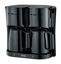 SEVERIN Koffiezetapparaat | 1,6kW | Druppelstop | 395x255x365(h)mm