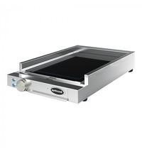 EMGA Bakplaat (glad)   2,5kW   610x400x130(h)mm