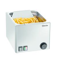 Bartscher Friet warmhouder 12-150 | 1/2 GN | 230V | 270x350x220(h)mm