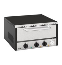 Lincat Pizzaoven elektrisch LPDO/B | 2 kW/h | 1 kamer | 1x 35cm of 2x 23cm pizza  | 530x558x300(h)mm