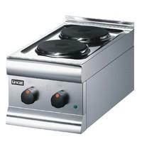 Lincat Kooktoestel | 2 kW/h | 2 branders | 300x600x290(h)mm