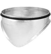 Econox Spiro Safe zadelstuk 90 graden