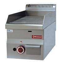 Diamond Bakplaat/Grillplaat Top | Bakplaat 295x470mm |5,2kW |  300x600x280/400(h)mm