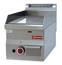 Diamond Bakplaat/Grillplaat | Bakplaat 295x470 | 5,2kW | 300x600x280/400(h)mm