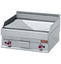 Diamond Bakplaat/Grillplaat Hard Verchroomd Top   Bakplaat 695x520mm   11,4kW   700x650x280/380(h)mm