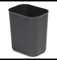 Probbax Afvalbak   Vuurbestendig   Grijs   6.6L   240x170x260(h)mm