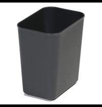 Probbax Afvalbak   Vuurbestendig   Grijs   13.2L   280x210x310(h)mm