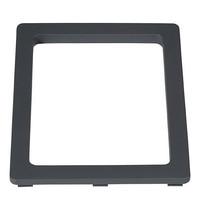 Probbax Vierkante Inzet   Grijs   Voor Probbax Mix&Match   230x283x18(h)mm