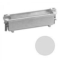 Adelmann Paté-/Terrine-Vorm   Gegoten Aluminium   O-Vorm   Met Deksel   240x55(Ø)mm