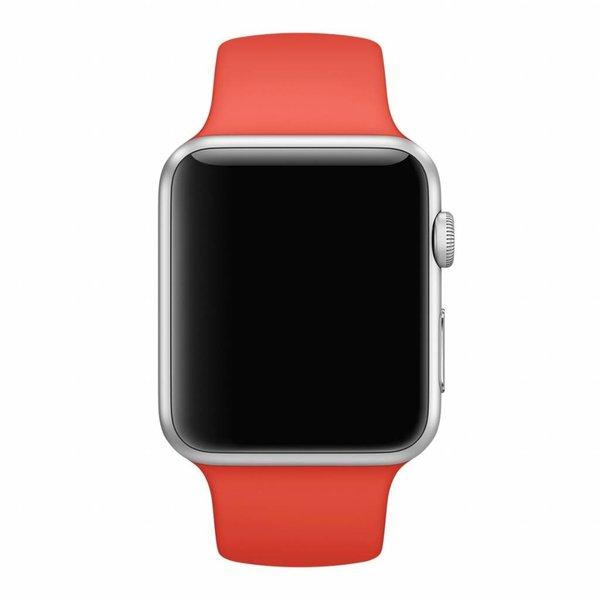 123Watches Apple watch sport band - orange