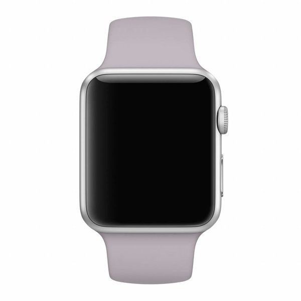 123Watches Apple watch sport band - lavendel