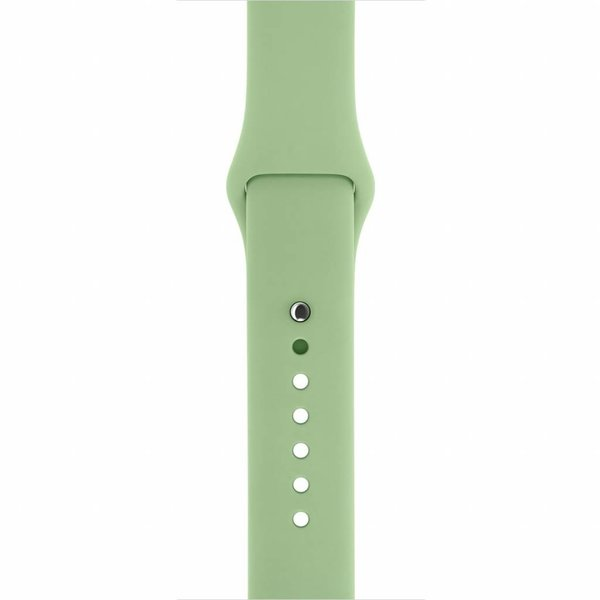 123Watches Apple watch sport band - mintgrün
