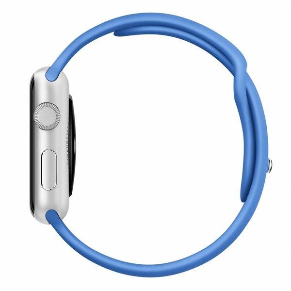 123Watches Apple watch sport band - königsblau