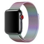 123Watches Apple watch milanese band - bunt