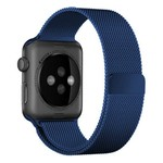 123Watches Apple watch milanese band - blau
