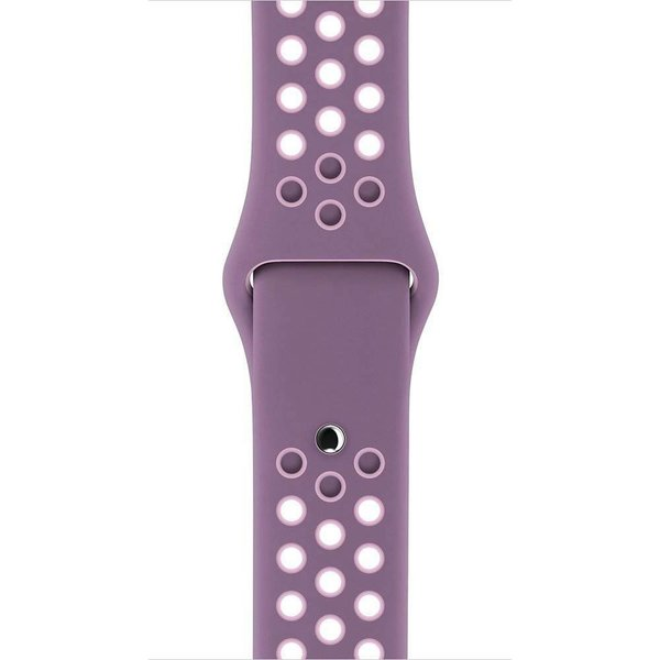 123Watches Apple watch doppelt sport band - violettes rosa