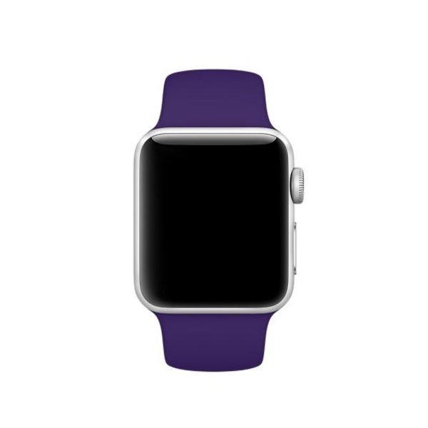 123Watches Apple watch sport band - violett