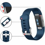 123Watches Fitbit charge 2 sport band - dunkelblau