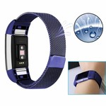 123Watches Fitbit charge 2 milanese band - blau