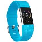 123Watches Fitbit charge 2 sport band - blau