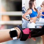 123Watches Fitbit versa silicone band - weiß