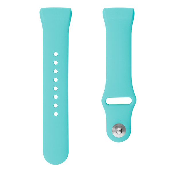 123Watches Fitbit Charge 3 & 4 Sport Silikonband - grün