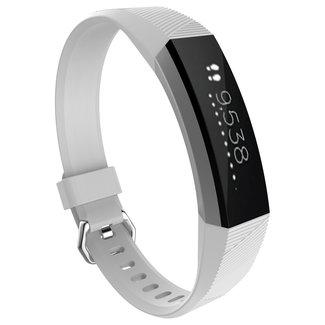 Marke 123watches Fitbit Alta sport band - weiß