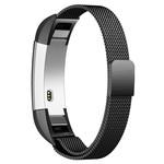 123Watches Fitbit Alta milanese band - schwarz
