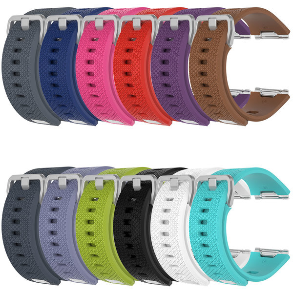123Watches Fitbit Ionic sport band - lila