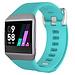 Marke 123watches Fitbit Ionic sport band - blau