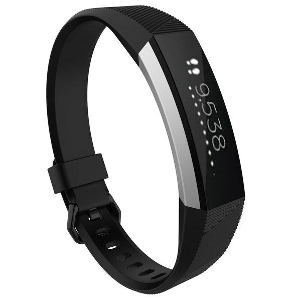 123Watches Fitbit Alta sport band - schwarz