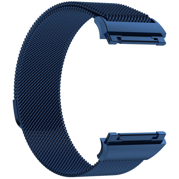 123Watches Fitbit Ionic milanese band - blau