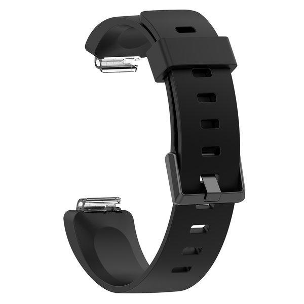 123Watches Fitbit Inspire sport band - schwarz