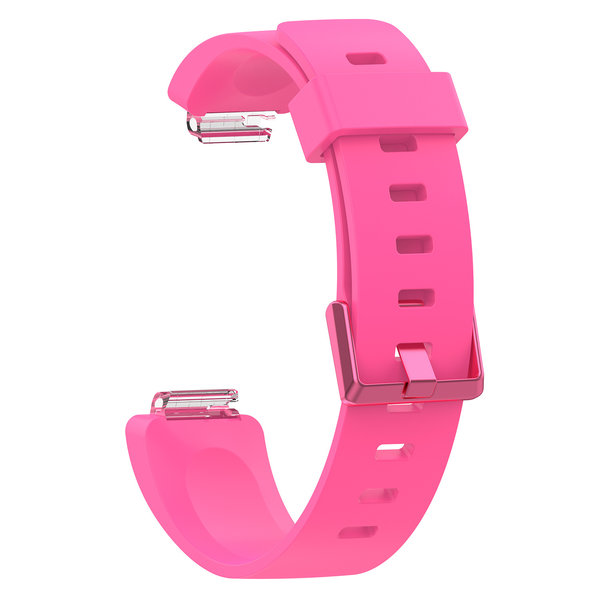 123Watches Fitbit Inspire sport band - pink