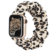 Marke 123watches Apple Watch Scrunchie Band - Panther