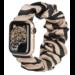 123watches Apple Watch Scrunchie Band - Zebra