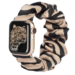 Marke 123watches Apple Watch Scrunchie Band - Zebra