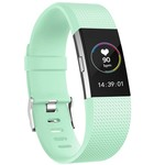 123Watches Fitbit charge 2 sport band - seeblau
