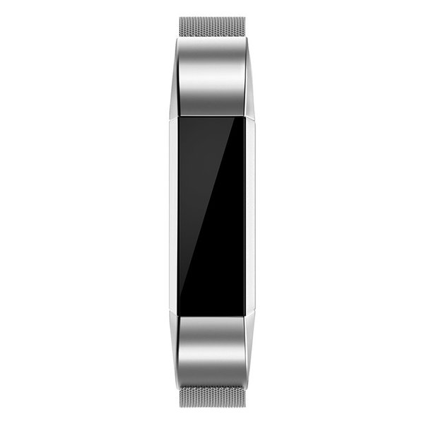 123Watches Fitbit Alta milanese band - silber