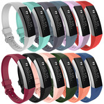 123Watches Fitbit Alta sport band - Rose rot
